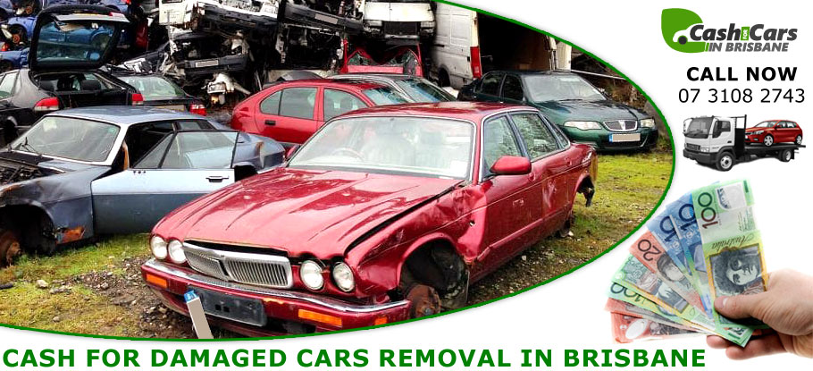 Damaged Car Removals Brisbane
