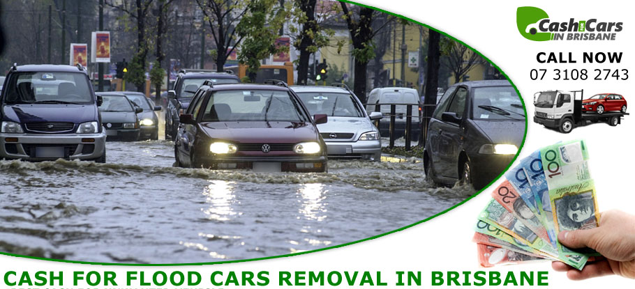 Flood Damaged Car Removals Brisbane