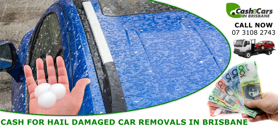 Hail Damaged Car Removals Brisbane