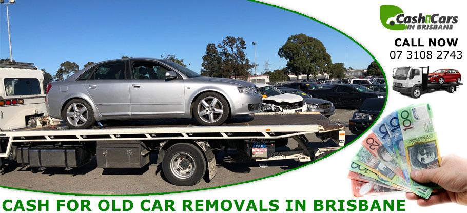 Old Car Removals Brisbane
