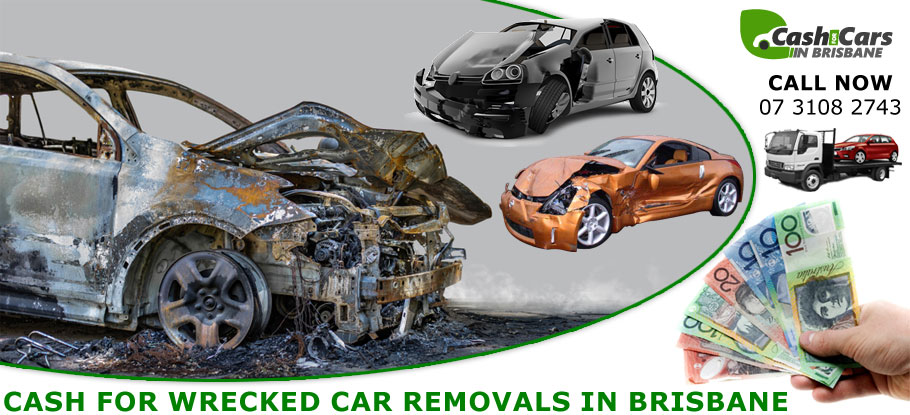 Wrecked Car Removals Brisbane