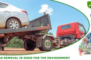 The Environmental Benefits of Using a Car Removal Company