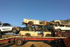 top auto recyclers Redcliffe